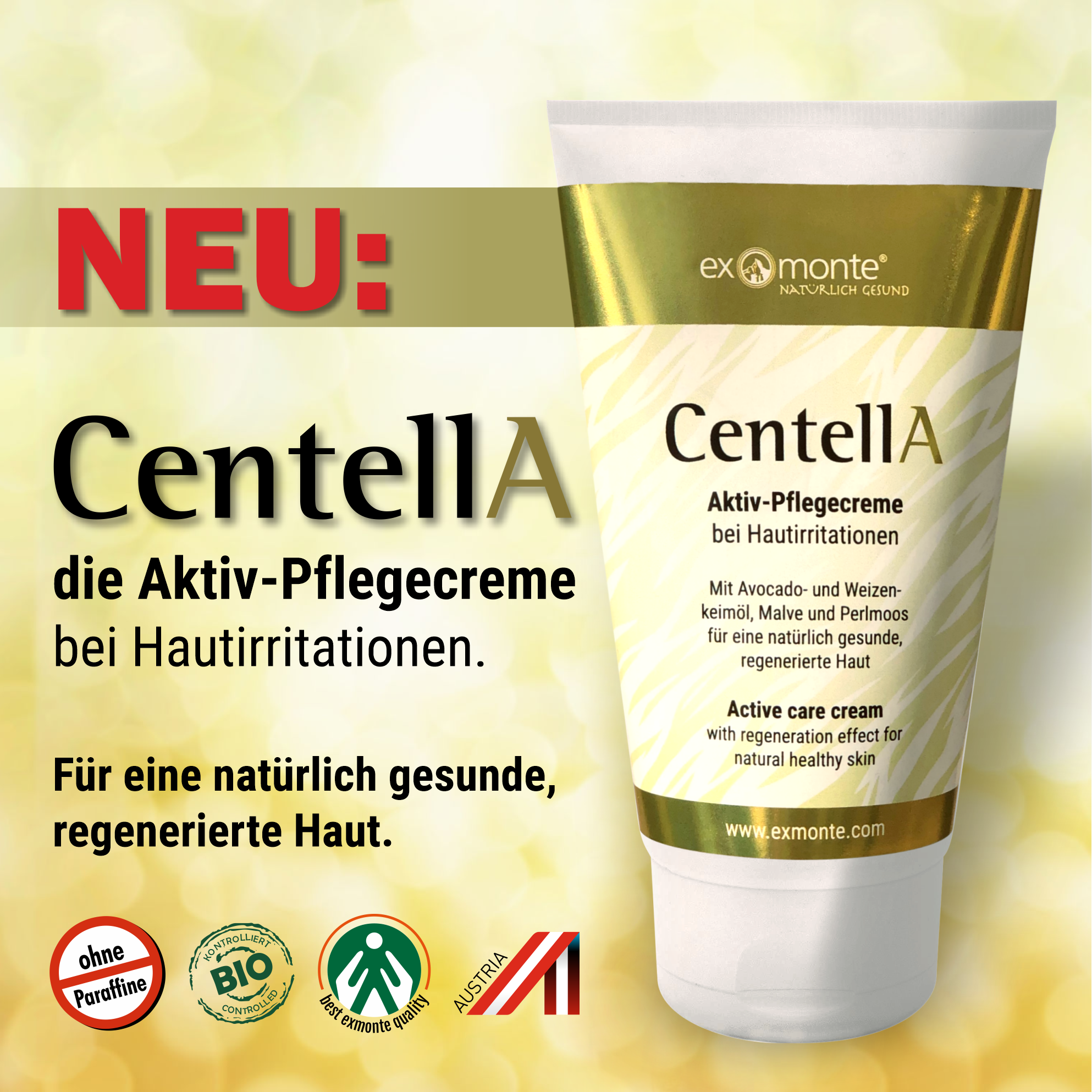 CentellA Active care cream