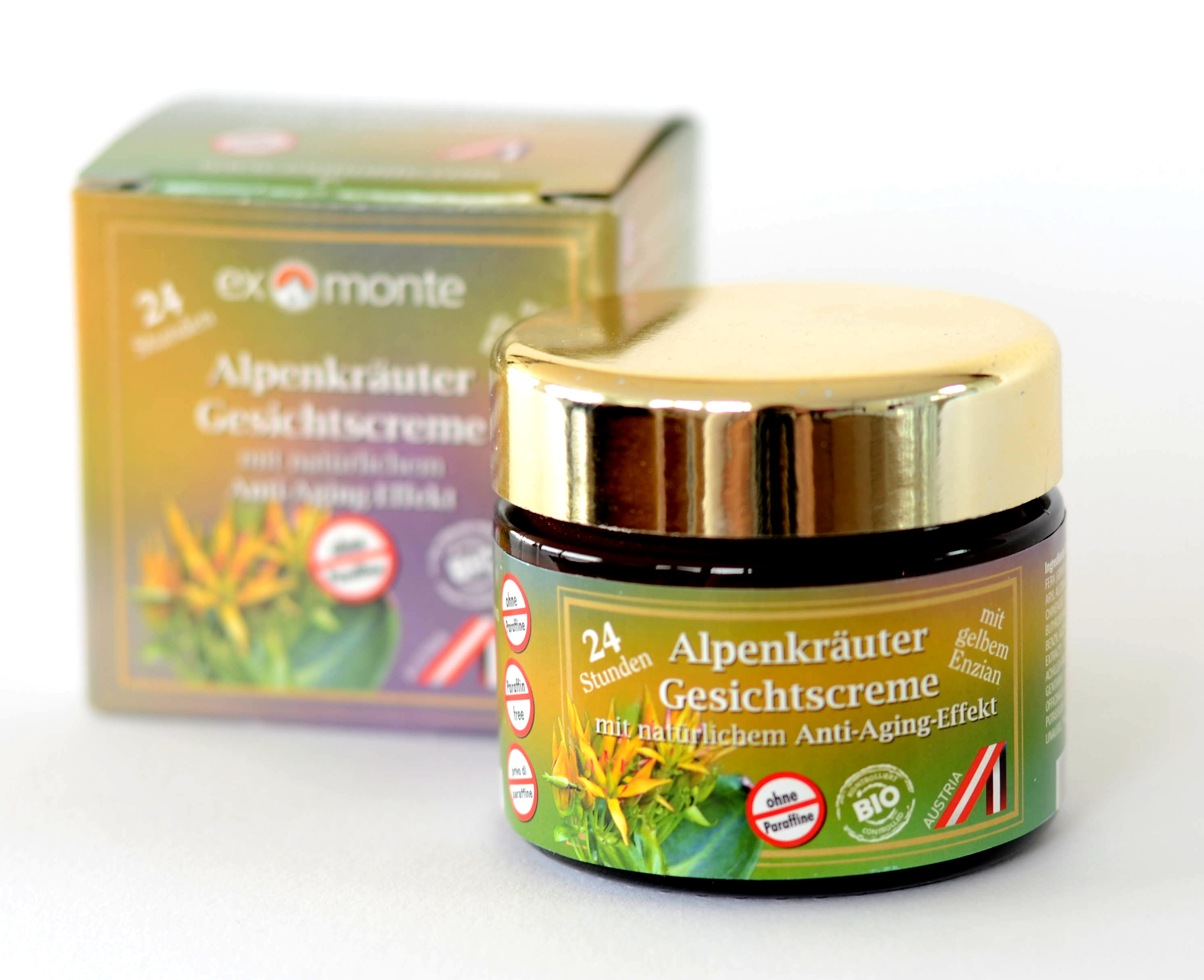 Alpine Herbs Face Cream