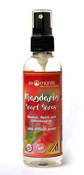 Mandarin Sport Spray